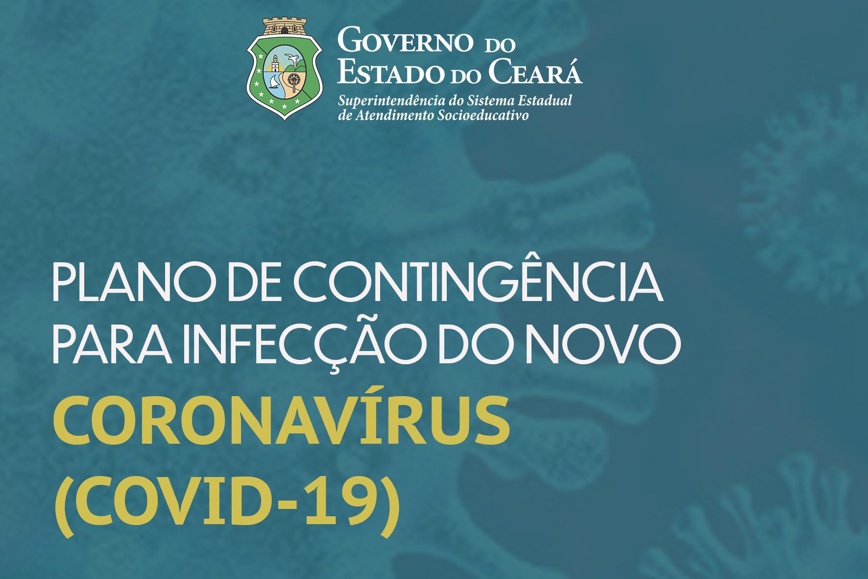 Plano de Contingência para Infecção do Novo Coronavírus – COVID-19