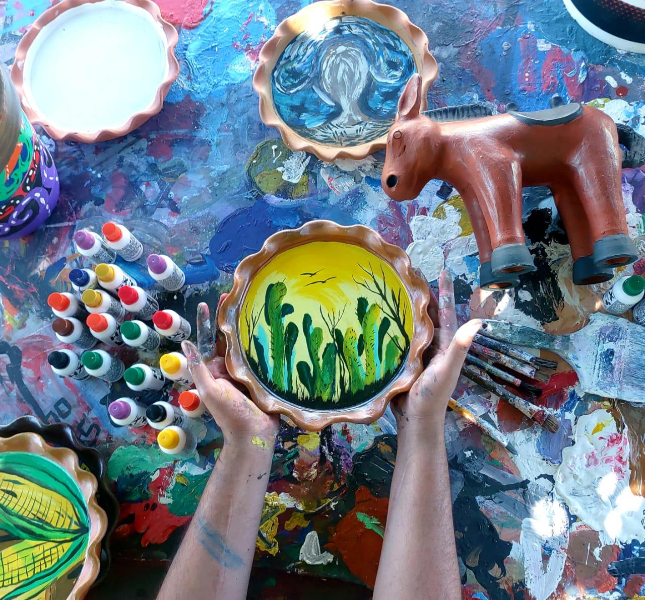 Arte e Cerâmica – Um olhar para as tradições regionais